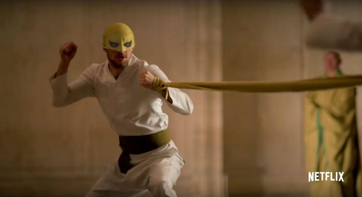 Iron Fist 2 cronología