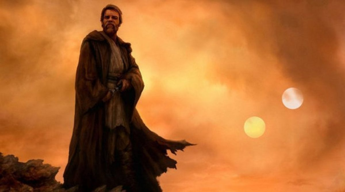 Obi Wan en Tatooine