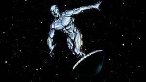 Silver Surfer en los cómics