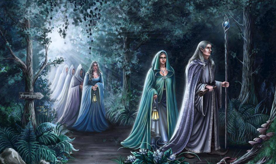 Primeros elfos