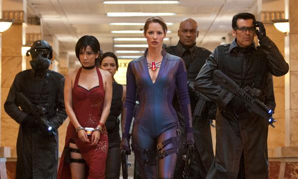 "Rumor: Jill Valentine y Ada Wong en el reboot de ""Resident Evil"""