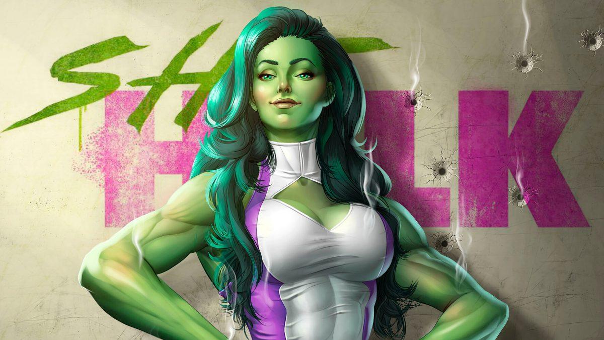 She-Hulk rodaje