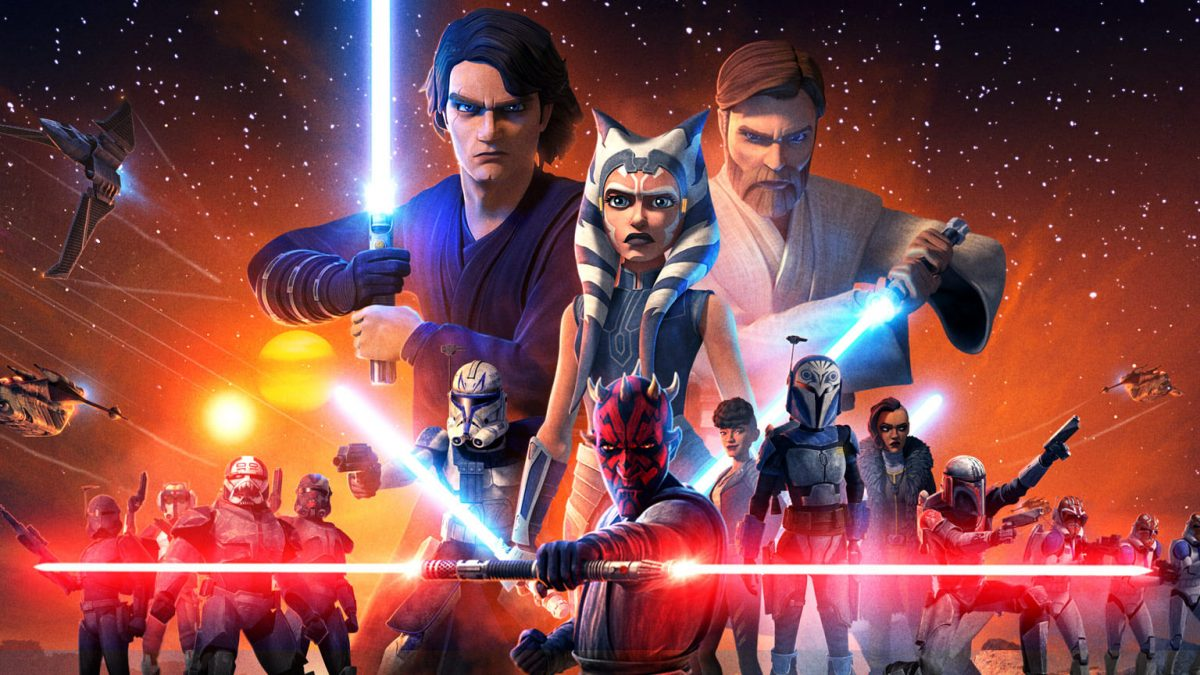 The Clone Wars saltar relleno