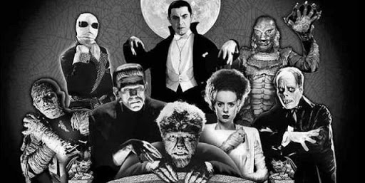 Monstruos Universal