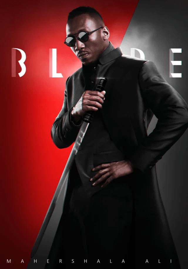 Deadpool y Blade