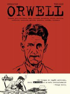 Novedades Orwell Norma Comics