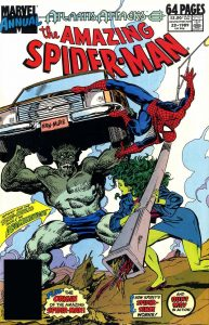 Spider-Man She-Hulk versus Abomination
