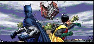 Batman Robin Quitely