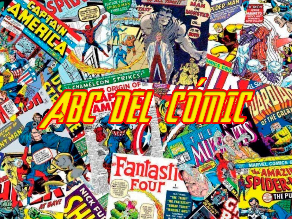 ABC del cómic