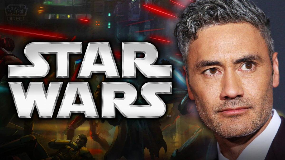 Oficial: Taika Waititi dirigirá una película de Star Wars