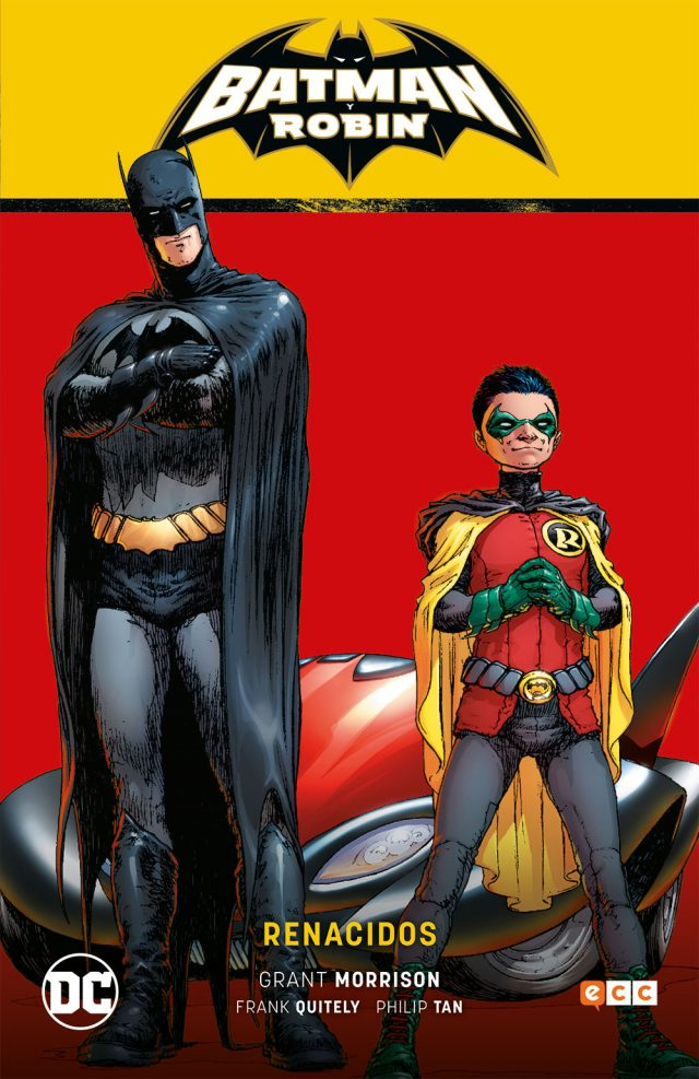 Batman Robin Morrison