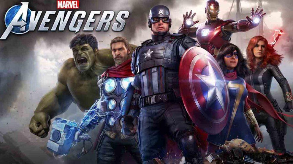 Marvel videojuego