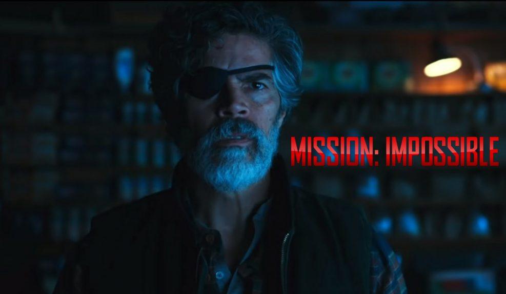 Esai Morales mision imposible 7