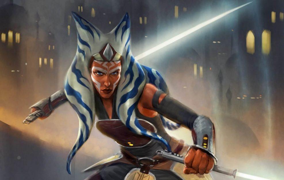 Ahsoka Tano Star Wars