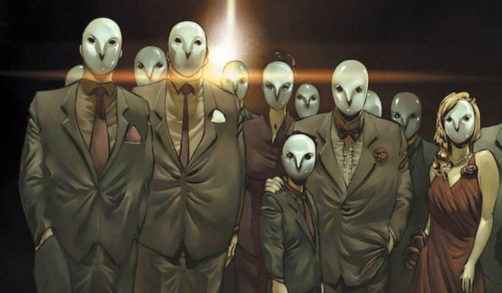 La Corte de los Búhos