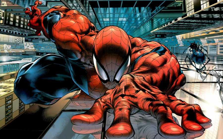 ¿eres-fanatico-de-spiderman? Test