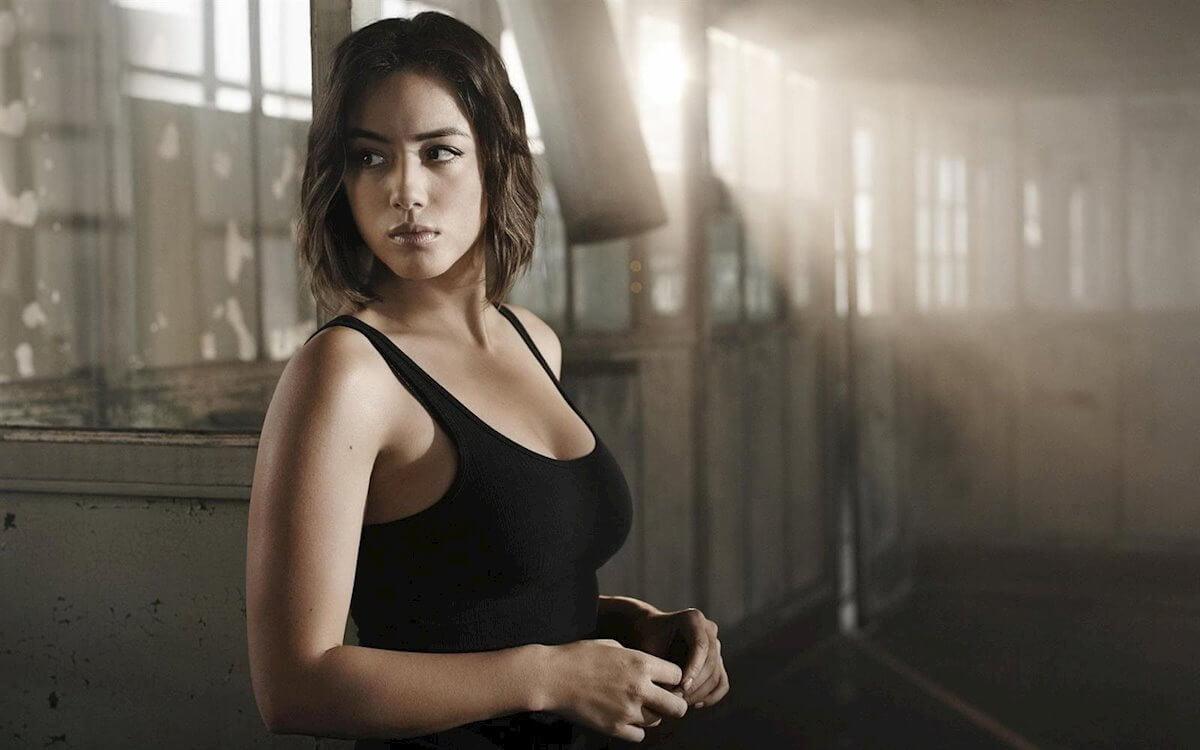 Chloe Bennet Agentes de SHIELD