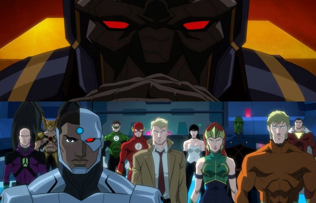 Justice League Drak: Apokolips War, final explicado