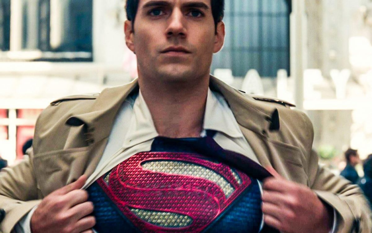 Henry Cavill Superman