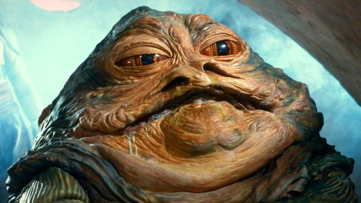 Star Wars Jabba El Hutt