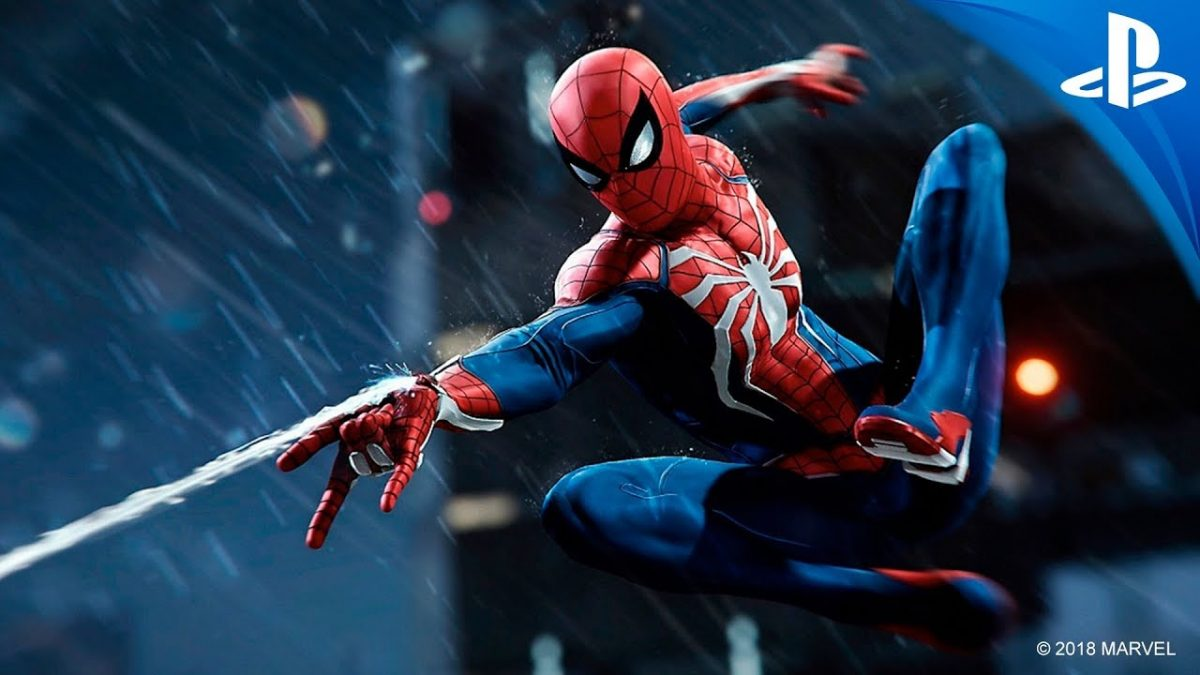 Marvel´s Spiderman Ps Plus 2020