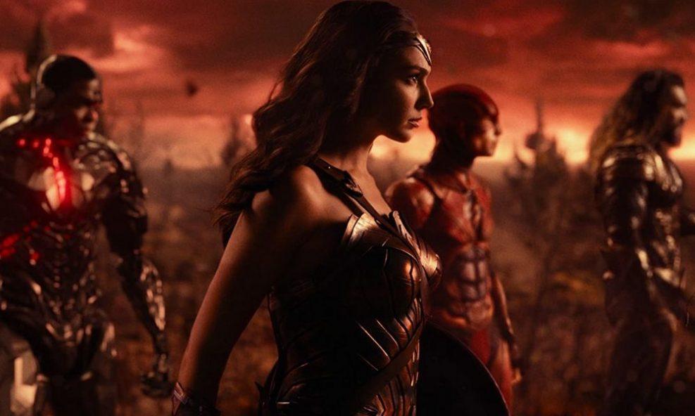 Darkseid Justice League