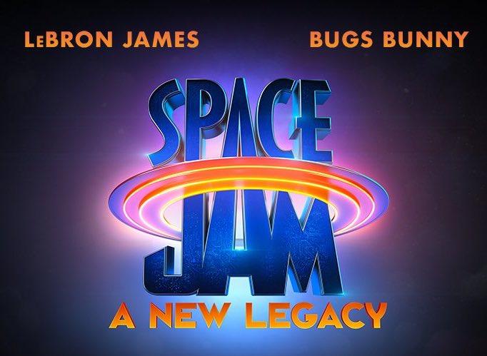 Space Jam A new legacy estrenos 2021