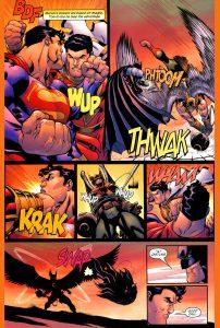 Shazam versus Batman