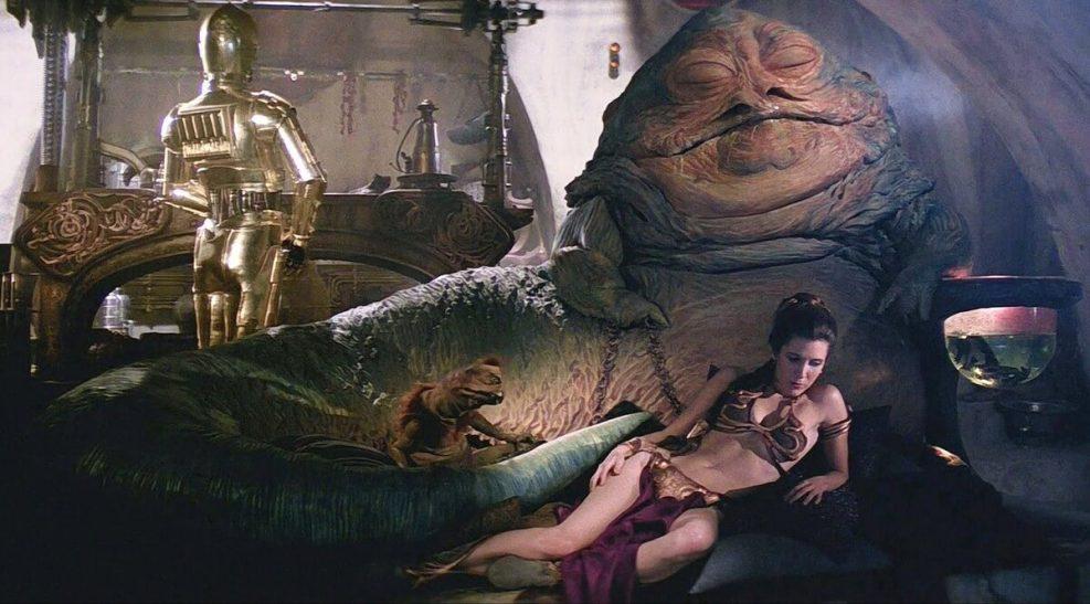 Star Wars Jabbas Palast