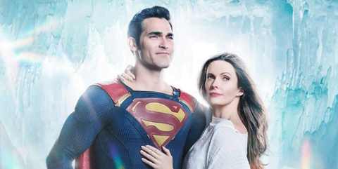 Superman & Lois Lex Luthor