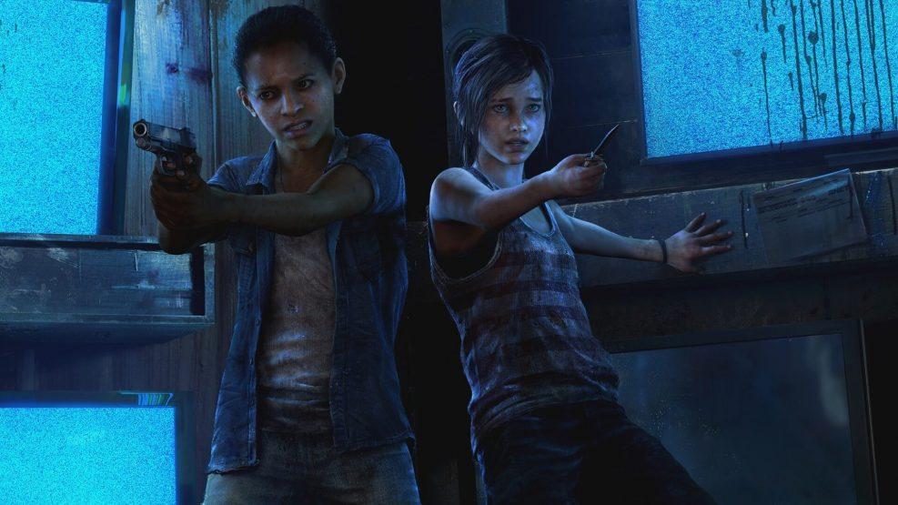 Ellie y Riley