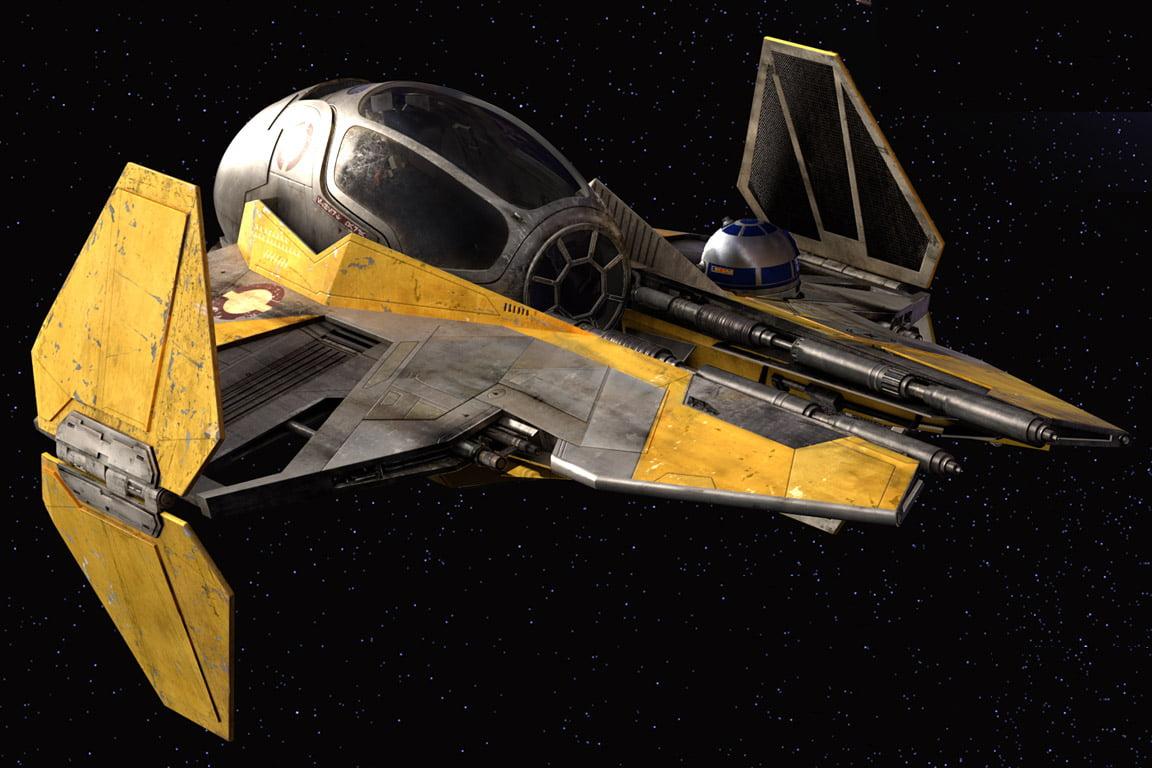 Caza estelar Jedi ETA-2