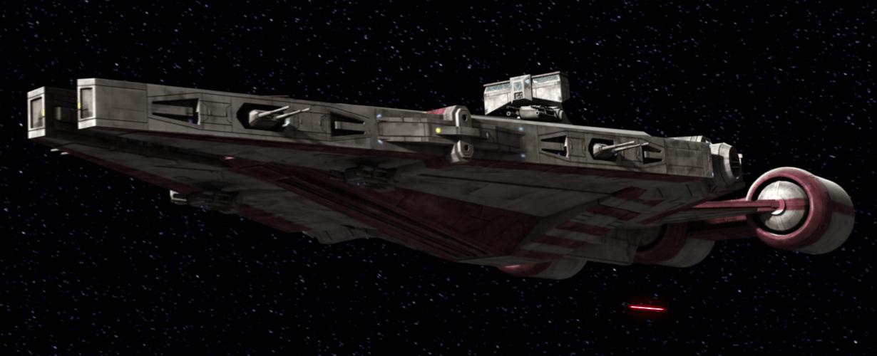 Crucero ligero Jedi