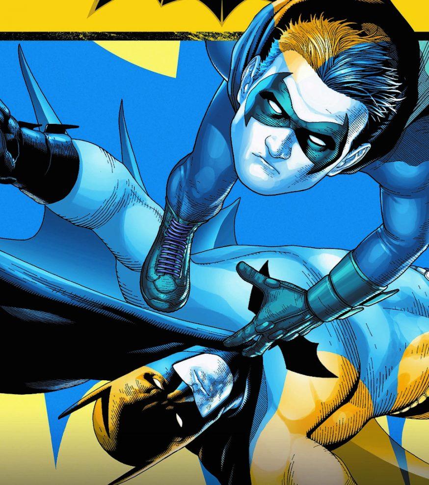 Batman contra Robin Morrison