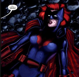 Batwoman Batman contra Robin