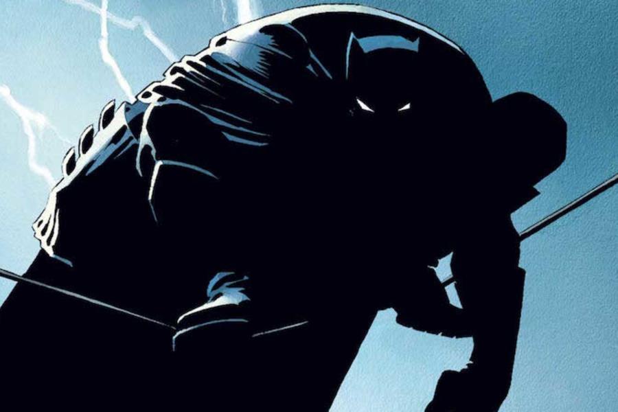 Versión alternativa de Batman en el cómic The Dark Knight Returns