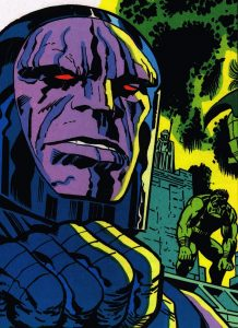 Darkseid guia nuevos dioses