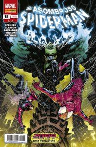 El Asombroso Spiderman 15