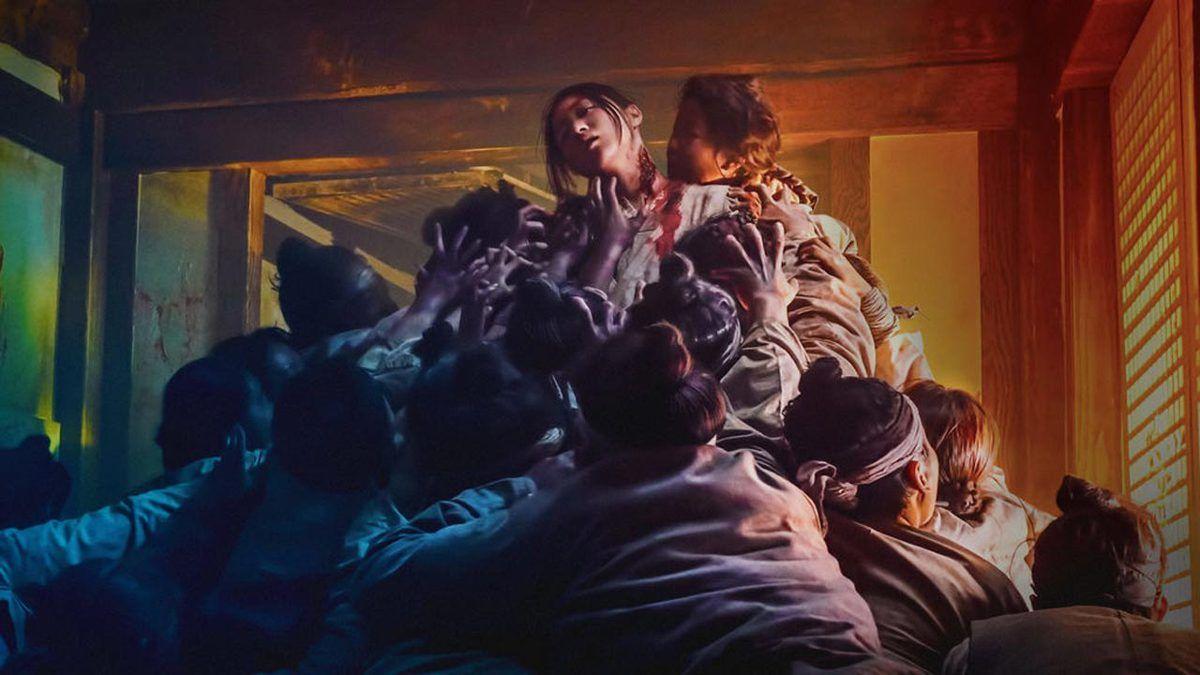series zombies Netflix