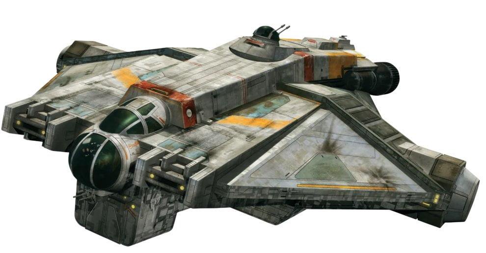 Nave Espíritu de Star Wars: Rebels