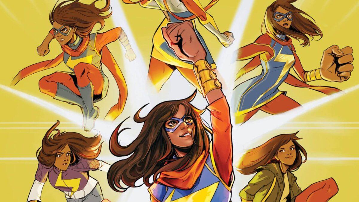 ¿Quién es Kamala Khan o Ms.Marvel?