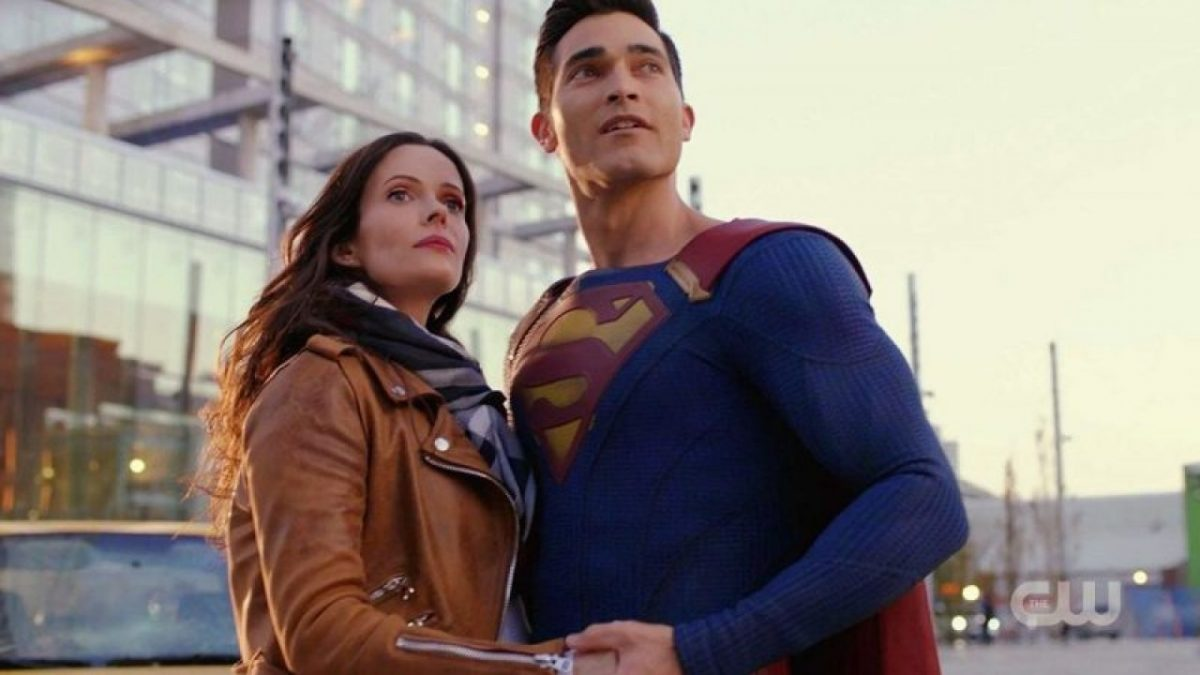 Superman and Lois DC Fandome