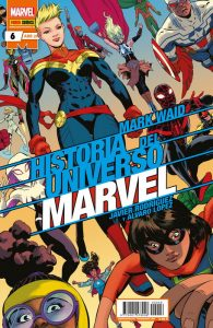 Historia del Universo Marvel 6
