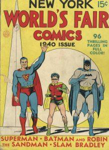 Portada Batman y Superman
