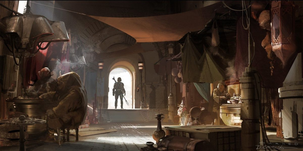 Galeria Disney The Mandalorian