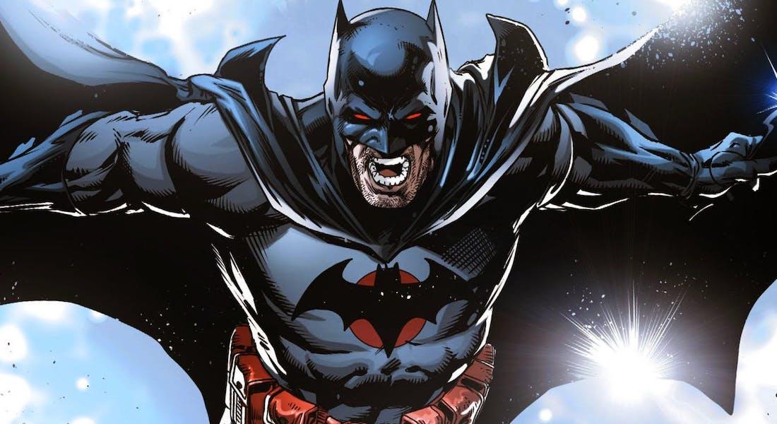 """Version alternativa de Batman en el cómic """"Flashpoint"""""""
