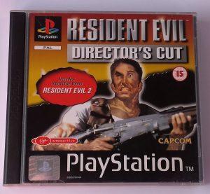 Resident Evil Director Cut