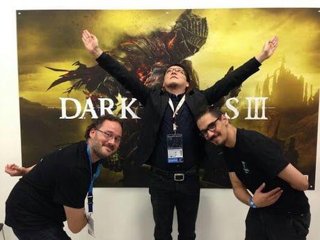 hidetaka miyazaki praise the sun
