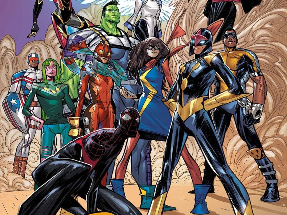 ¿Quién es Kamala Khan? Conoce todo sobre Ms.Marvel