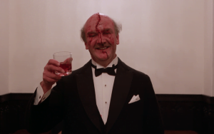 Horace Derwent en The Shining